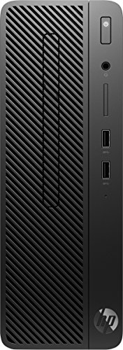 HP 290 G1 3.6 GHz i3-8100 SFF Schwarz PC (3, 6 GHz, 8A Generation Intel Coretm i3, 8 GB, 256 GB, DVD Super Multi, Windows 10 Pro) (Hp Pro Desktop)