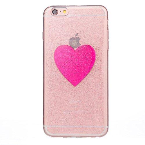 Phone Case & Hülle Für iPhone 6 Plus und 6s Plus weißes Turm Muster TPU schützende rückseitige Abdeckungs-Fall ( SKU : Ip6p5122f ) Ip6p5122e