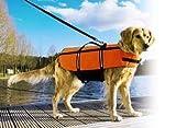 Hunde Schwimmweste, Dog Life vest, (S-M), f. kleine bis mittlere Hunde, Rettungsweste, Boot