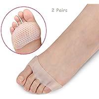 Metatarsal Fuß Pads für Läufer, Ball der Fußkissen, weiches Material, perfekte Elastizität, Metatarsaleinlagen... preisvergleich bei billige-tabletten.eu