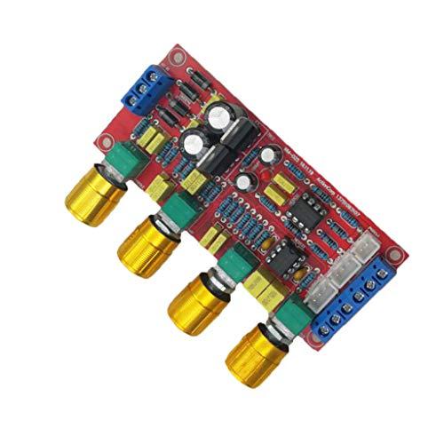 FLAMEER NE5532 DIY Kit Vorverstärker Verstärker Board Kopfhörer Amp Preamplifier