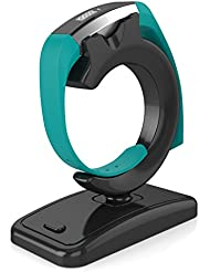 GOOQ® Fitbit Alta Charging Stand, Replacement Charger Holder Cradle Dock Station ABS Shell Exquisite Design Charger & Stand for Fitbit Alta Smart Fitness Tracker
