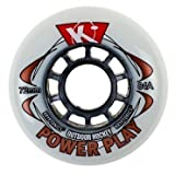KRYPTONICS Powerplay - 84A - 4er Set , Rollengröße:72
