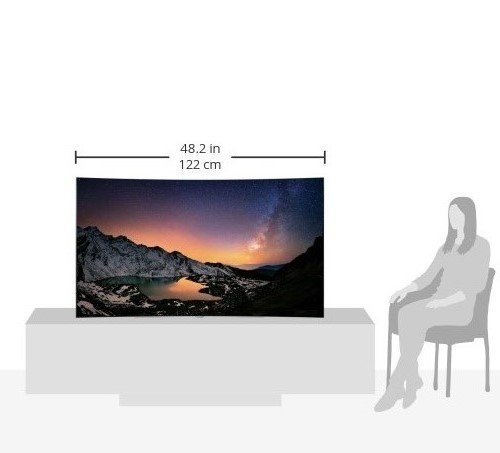 LG 55OLEDC6D 55 Zoll Curved OLED Fernseher - 6