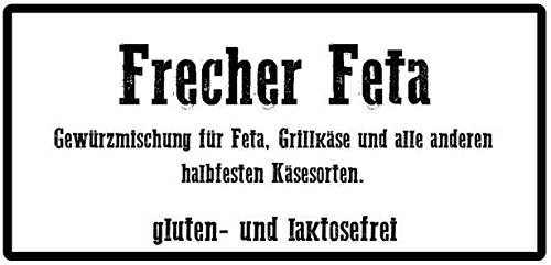 Klaus Grillt - Frecher Feta 50g Streuer