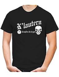 Kaiserslautern kämpfen & siegen T-Shirt   Fussball   Ultras   M1