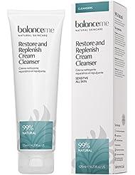 Balance Me Restore and Replenish Cream Cleanser 125 ml