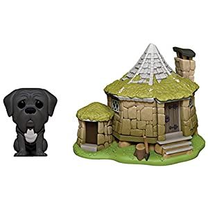 Funko Pop Cabaña de Hagrid con Fang (Harry Potter 08) Funko Pop Harry Potter