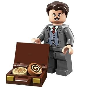 Brixplanet Lego 71022 - Minifigures Animali Fantastici - Jacob Kowalski LEGO Harry Potter LEGO