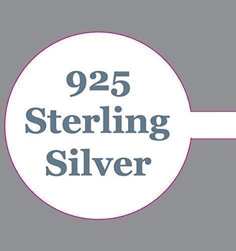 Hantel-aufkleber (Pack of 200 - 925 Sterlingsilber zirkulär Schmuck Hantel Preisschilder/Aufkleber/kennzeichungen)