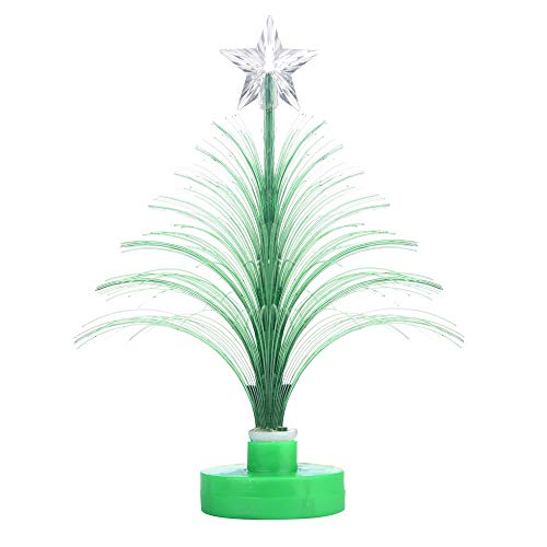 RWINDG Frohe LED Farbwechsel Mini Weihnachten Weihnachtsbaum Home Table Party Decor Charme Online Shop Fenster Holz Aus