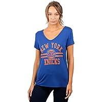 bbe8724b4c52 Amazon.co.uk  New York Knicks - T-Shirts   Tops   Clothing  Sports ...