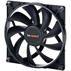 be quiet! BL027 Shadow Wings PWM Ventilateur 140 mm