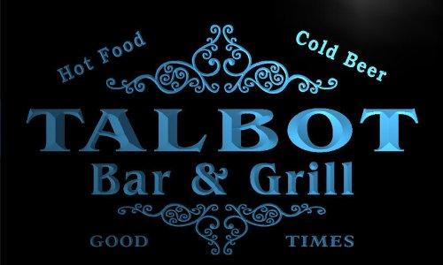 u44304-b-talbot-family-name-bar-grill-home-decor-neon-light-sign-enseigne-lumineuse