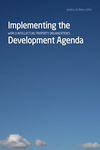 implementing-the-world-intellectual-property-organizations-development-agenda