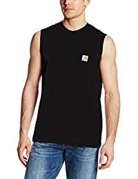 Carhartt Workwear Pocket Sleeveless Shirt 100374