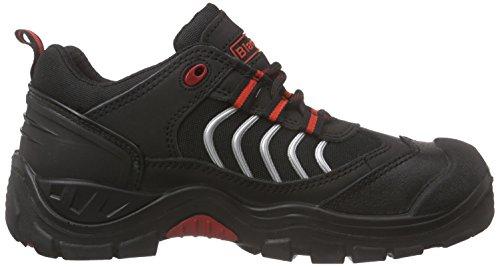 Blackrock SF45,  Nero nero/rosso 45 Nero (nero/rosso)
