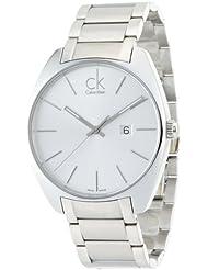 Calvin Klein Herren-Armbanduhr Edelstahl Exchange K2F21126