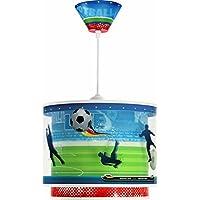 Football Suspension 60462spécial Coupe du Monde de Football Football Lampe Chambre lampe pour chambre d'enfant