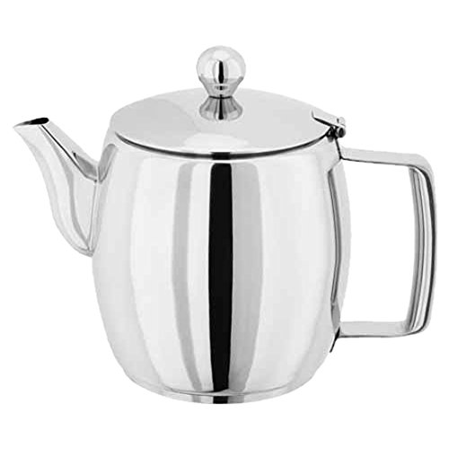 Judge Hob Top Teapot, 1 L, Stainless Steel Silver, 1lt
