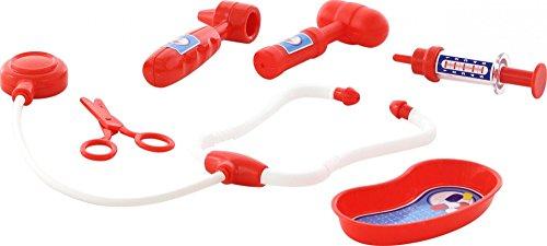 Polesie 59239Arzt Spielzeug-Set (6-teilig) Preisvergleich