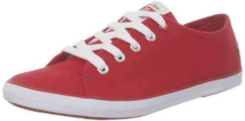 Banana Moon  Chelsey,  Sneaker donna, Rosso (Rouge (Hermes)), 41
