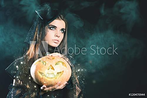 druck-shop24 Wunschmotiv: Entrance is Limited to Nightclub, Dress Code. Halloween Party 2016! #120470944 - Bild hinter Acrylglas - 3:2-60 x 40 cm / 40 x 60 cm (Dress Code Halloween)