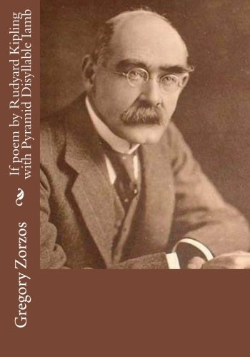 If poem by Rudyard Kipling with Pyramid Disyllable Iamb