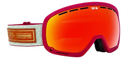 Spy Marshall Masque de Ski, Bronze Heritage with...