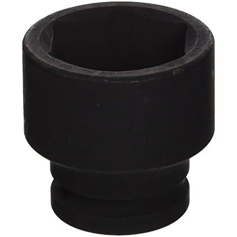 Tengtools 114881105 - Impatto vetro esagonale, di colore nero, 3/4