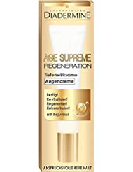 Diadermine Age Supreme Augenpflege Regeneration Augencreme, 1er Pack (1 x 15 ml)