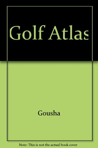 USA Sports Golf Atlas: The Complete Guide to Public Access Golf Courses in the United States by Gousha (1995-11-01) par Gousha