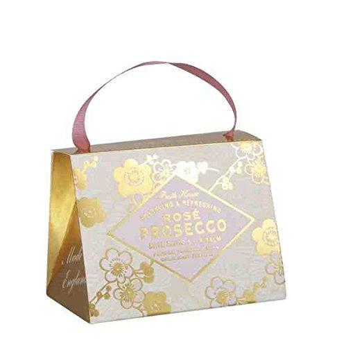 BATHHOUSE Rosé Prosecco Handbag Gift Set