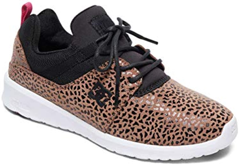 DC scarpe Heathrow Heathrow Heathrow Se J, Low-Top scarpe da ginnastica Donna | Elegante e divertente  | Scolaro/Ragazze Scarpa  e8c545