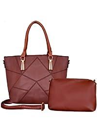Suprino Designer Trendy Shoulder Bag PU Handbag For Girl/women - B07C3QLCKW