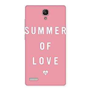 Neo World Summer Of Love Back Case Cover for Redmi Note