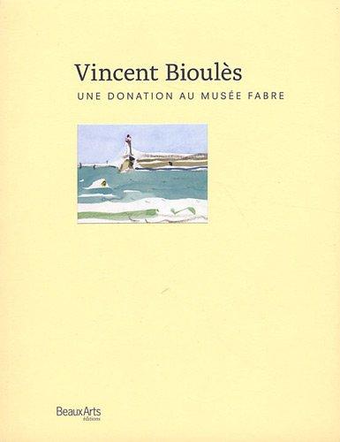 Vincent Biouls, une donation au muse Fabre : Oeuvres graphiques, 1958-2010. 5 novembre 2011-12 fvrier 2012, Muse Fabre, Montpellier