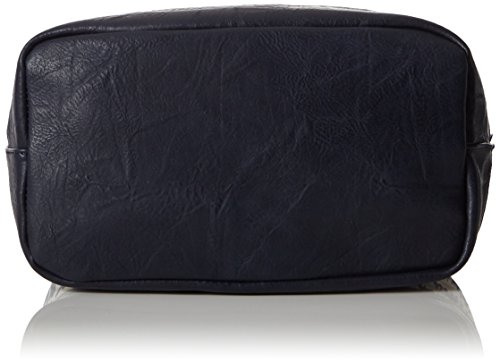 BoschaBoscha - Borsa a tracolla Donna Multicolore (Mehrfarbig (midnight blue 003))