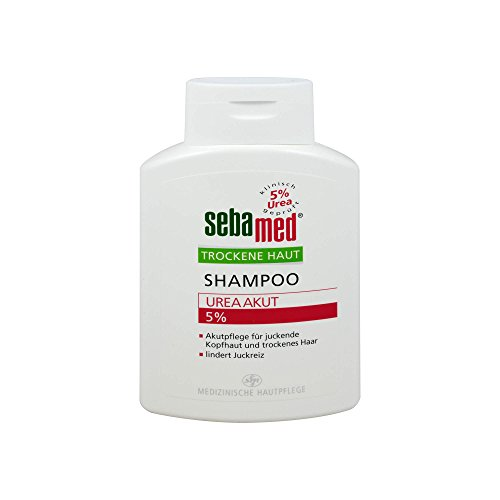 Sebamed Trockene Haut Shampoo Urea Akut 5%, 200 ml