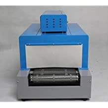 gr-tech Instrumento® Thermal termorretráctil máquina de embalar túneles para PP POF PVC 220V