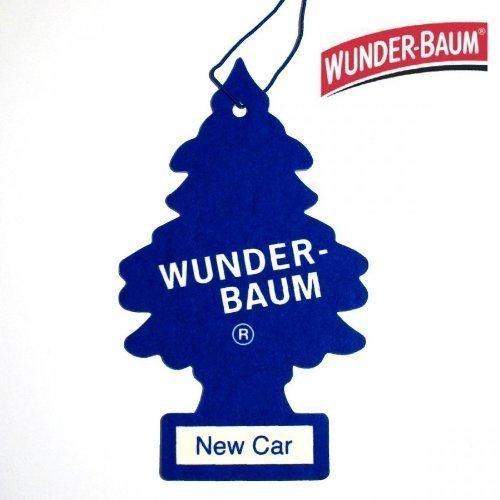 Wunderbaum New Car Neues Auto Duftbaum Duftbäumchen Lufterfrischer
