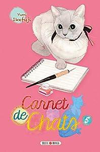 Carnet de chats Edition simple Tome 5