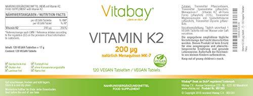 Zoom IMG-1 vitamin k2 200 g nat