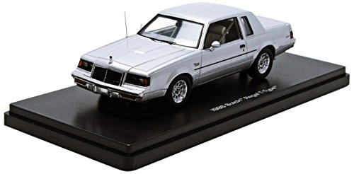 auto-world-awr1138-vehicule-miniature-modele-a-lechelle-buick-regal-t-1986-echelle-1-43