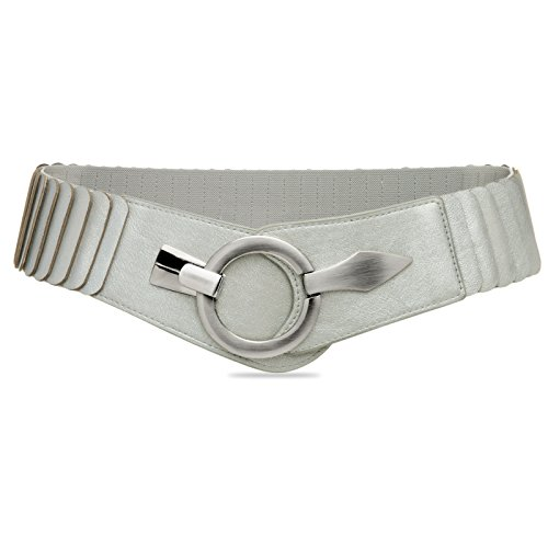 CASPAR GU300 Donna Cintura Elastica