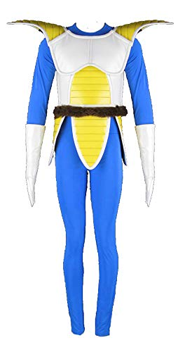 Dbz Vegeta Kostüm - Chong Seng CHIUS Cosplay Costume Fighting Uniform for Prince of All Saiyans Vegeta Ver 1