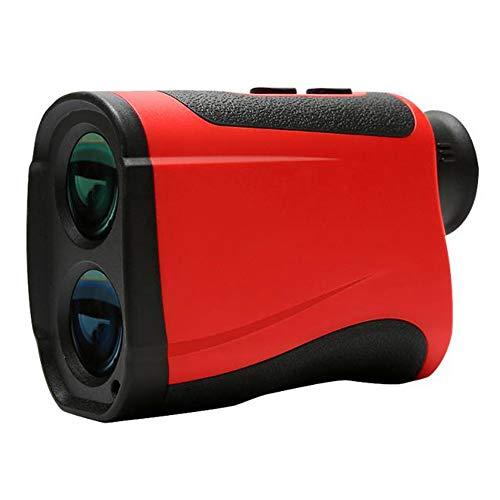Golf Laser-Entfernungsmesser für Jagd und Maschinenbau Überprüfung des Ladevorgangs 7-facher Vergrößerungsbereich, Höhe, horizontaler Abstand, Winkel, Geschwindigkeit