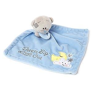Me To You AGB92020 Tiny Tatty Teddy - Edredón para bebé, Color Azul