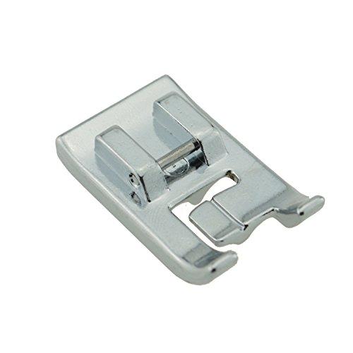 Sueño de punto de doble ribete máquina de coser Presser Foot-se adapta a  todos los baja vástago snap-on singer brother, Babylock Euro-pro Janome
