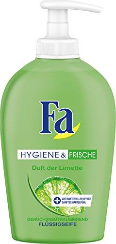 Fa Hygiene und Frische Flüssigseife, 6er Pack (6 x 250 ml)